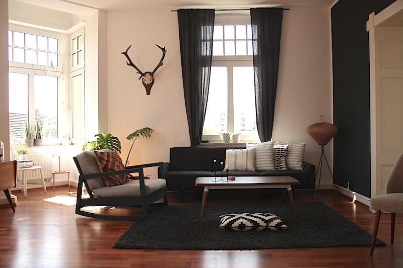 Blickwinkel: Unser Wohnzimmer