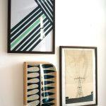 Kleine DIY Kunstwerke mit Masking Tape