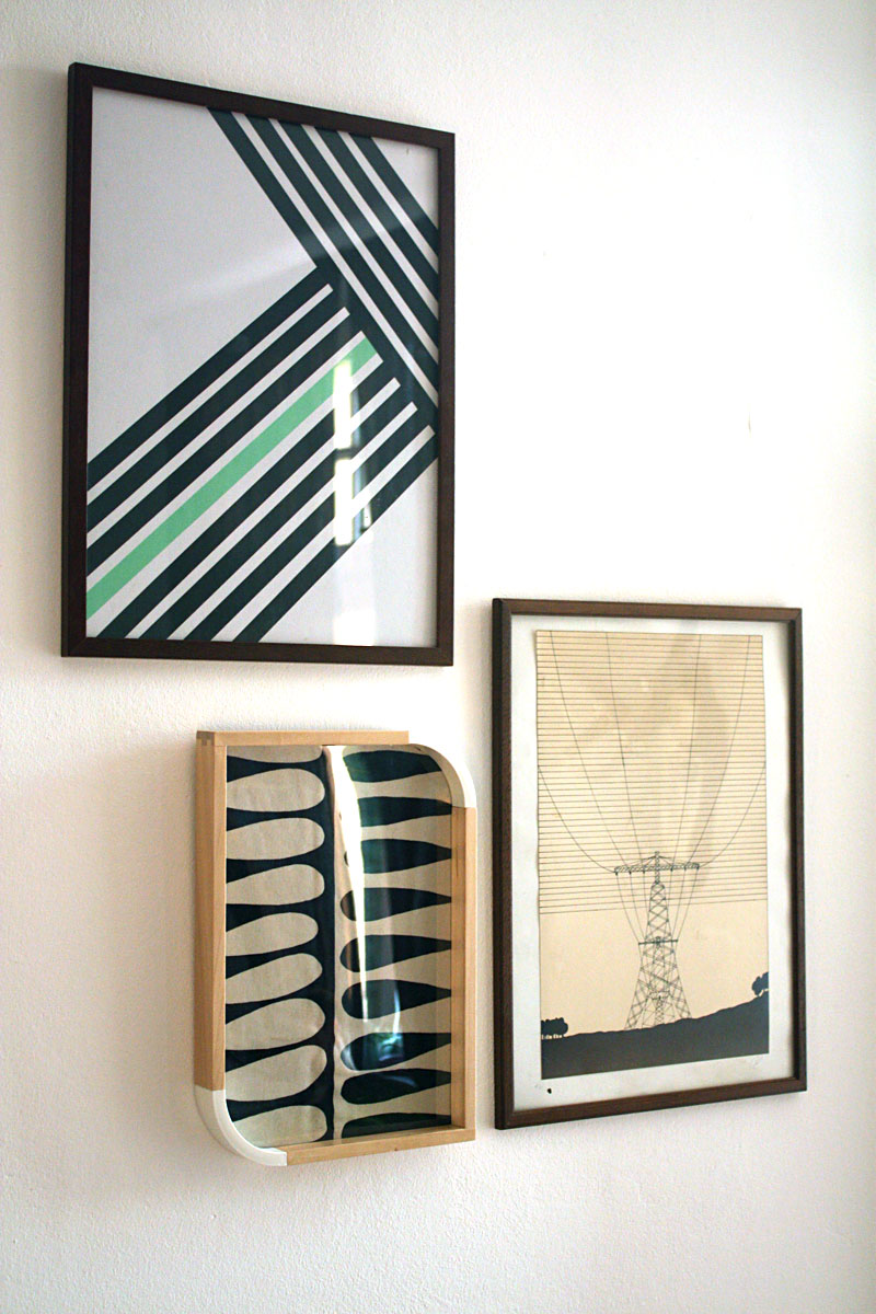 diy kleine kunstwerke mit masking tape artworks with masking tape craftifair. Black Bedroom Furniture Sets. Home Design Ideas