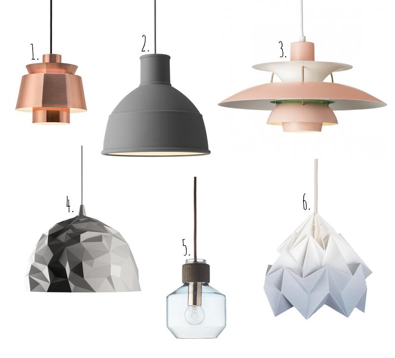 Auf der Suche nach einer Lampe für das Wohnzimmer
