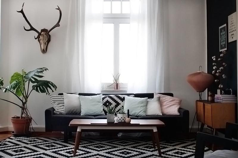 Alles neu macht der Mai – Umstyling im Wohnzimmer
