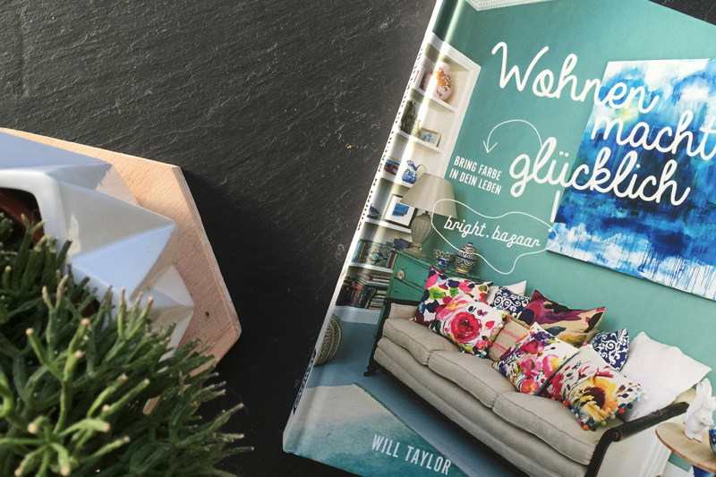 buchtipp wohnen macht gl cklich von will taylor craftifair. Black Bedroom Furniture Sets. Home Design Ideas