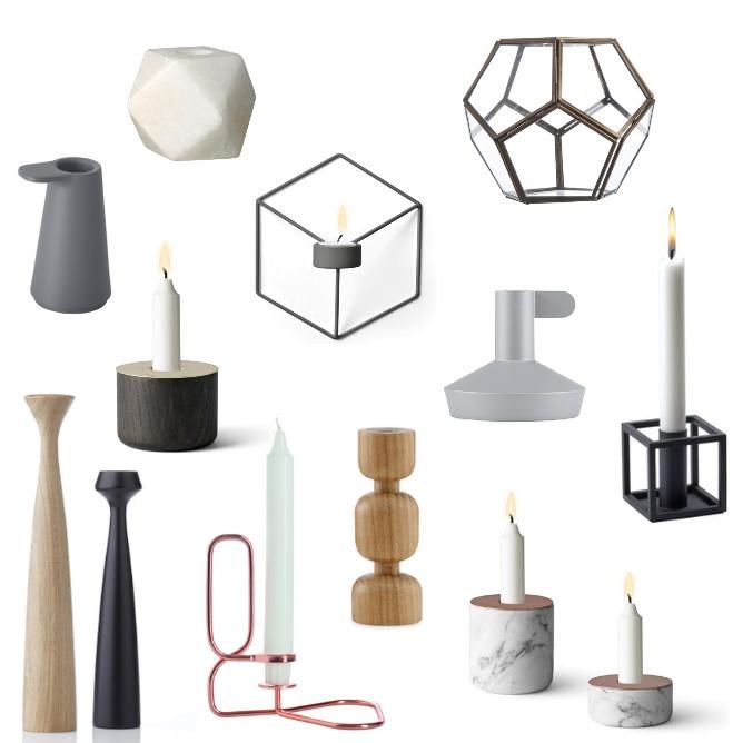 Die schönsten Kerzenhalter – meine Favoriten