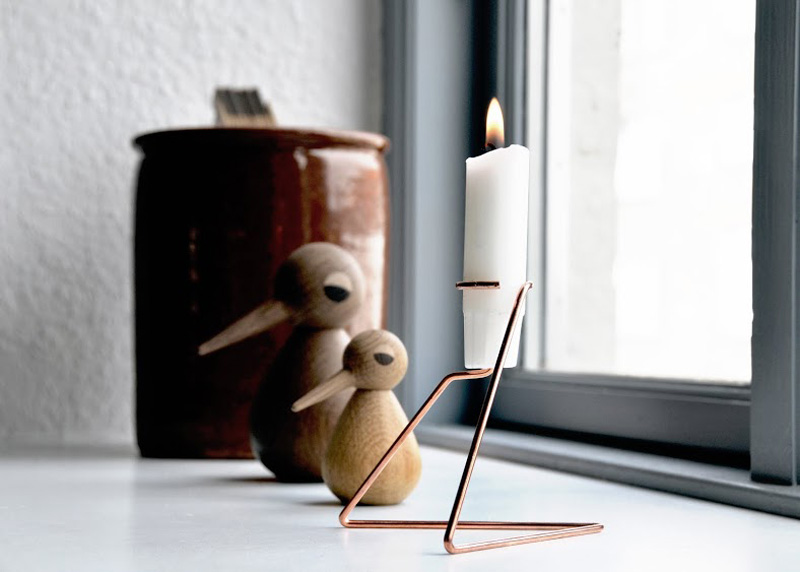Nicholas Oldroyd Design – Kerzenständer Lysestage no.1