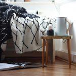 The Grid Blanket > die Liebe zu einer Decke