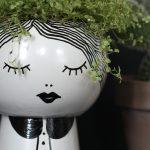 DIY Pflanztopf  >> perfekt für den Bubikopf