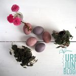 Urban Jungle Bloggers Oster Edition – ein gedeckter Ostertisch