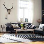Frühjahrsputz und ein neuer Teppich von Urbanara