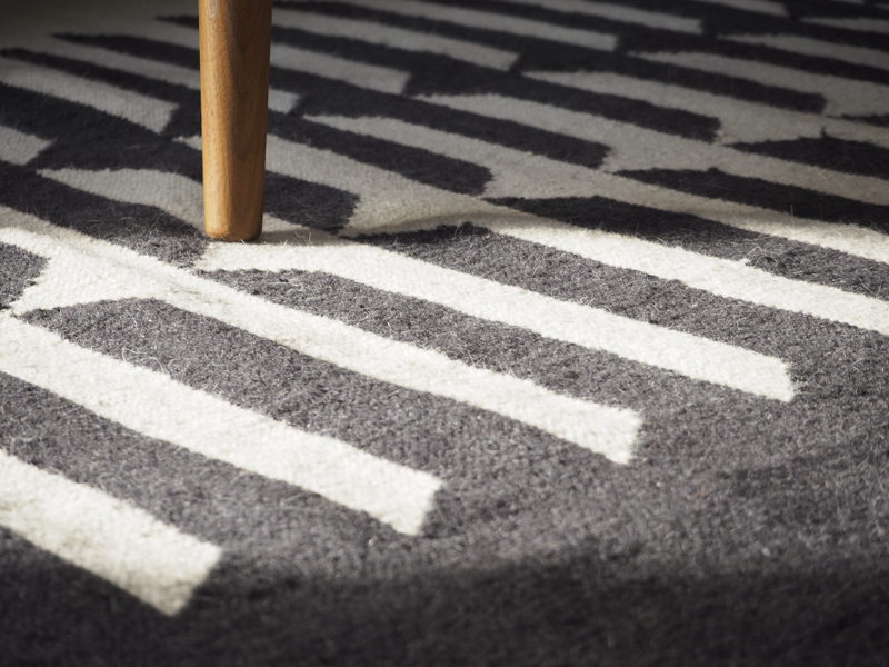 living room, carpet from URBANARA – www.craftifair.com