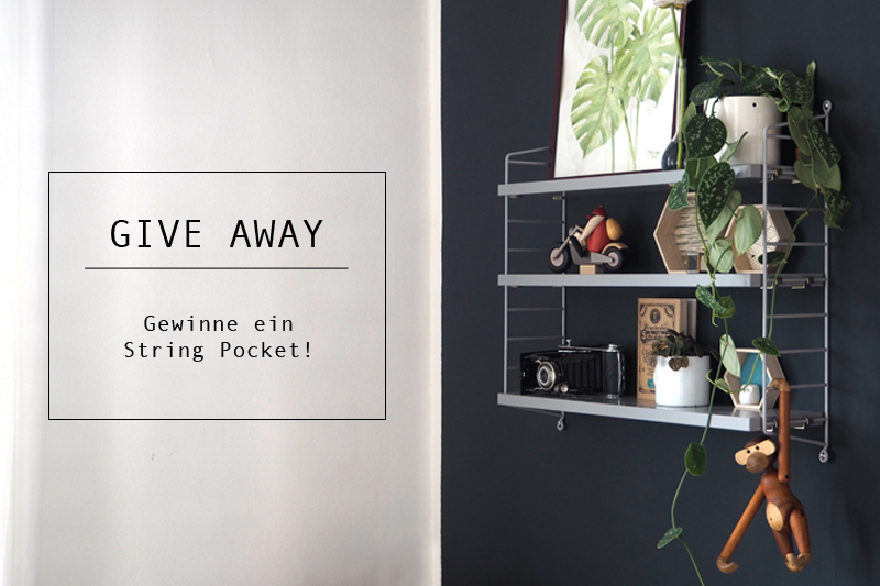 GIVE AWAY – Gewinne ein String Pocket Regal