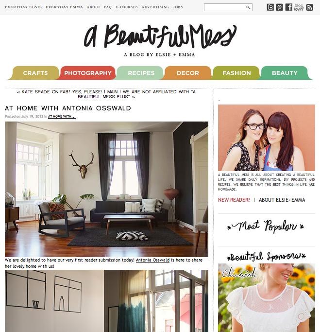 Craftifair Press / A Beautiful Mess - www.craftifair.com