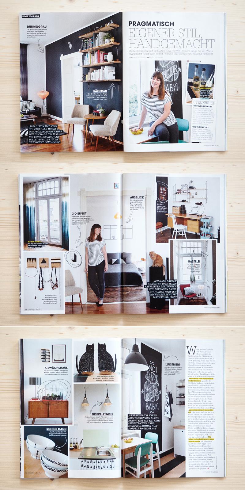 Craftifair Press / Couch Magazin - www.craftifair.com