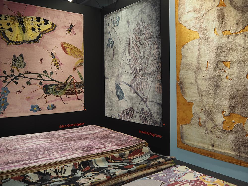 Teppichtrends von der DOMOTEX 16 - www.craftifair.com