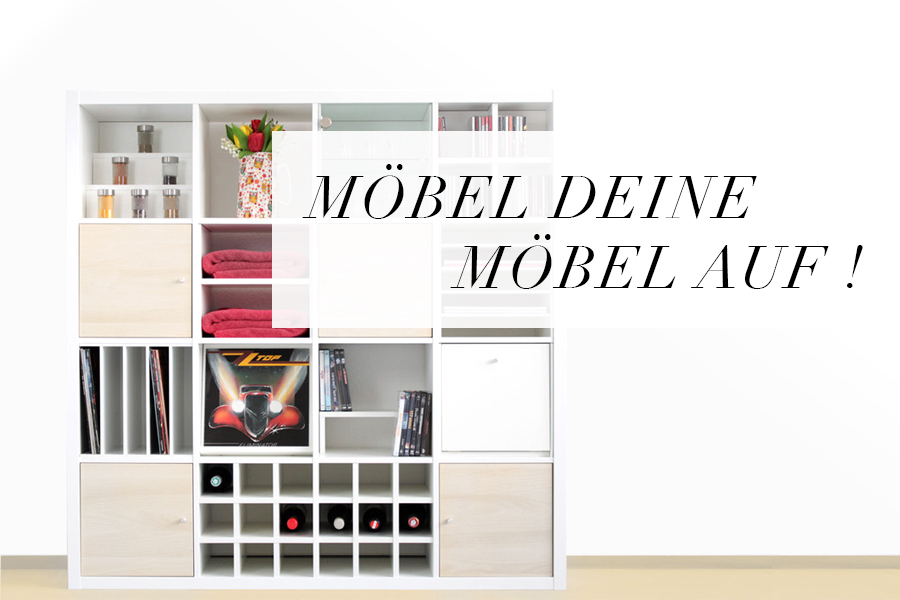 New Swedish Design – Mach dein Ikea Möbel zu einem einzigartigen Multitalent