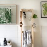 IKEA Hack – vom Regal Seitenteil zur dekorativen Leiter