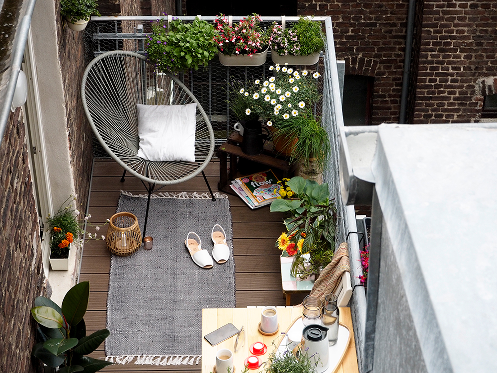 projekt urban farming gem se vom balkon mit deine ernte. Black Bedroom Furniture Sets. Home Design Ideas