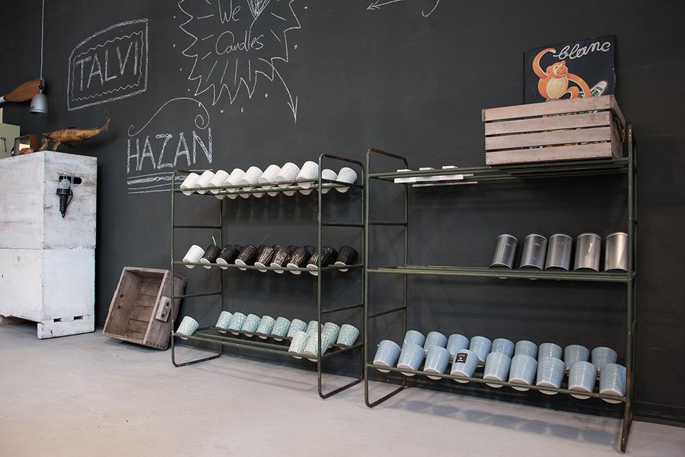 Studiostories - zu Besuch bei der Kölner Duftkerzenmanufaktur Mutterduft - www.craftifair.de