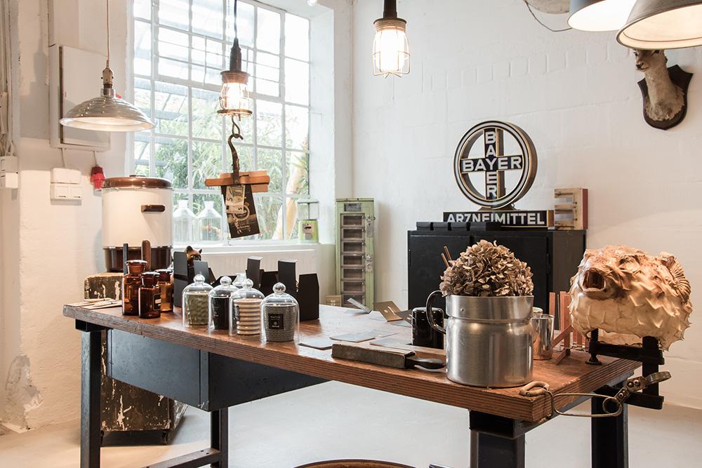 Studiostories - zu Besuch bei der Kölner Duftkerzenmanufaktur Mutterduft - www.craftifair.com