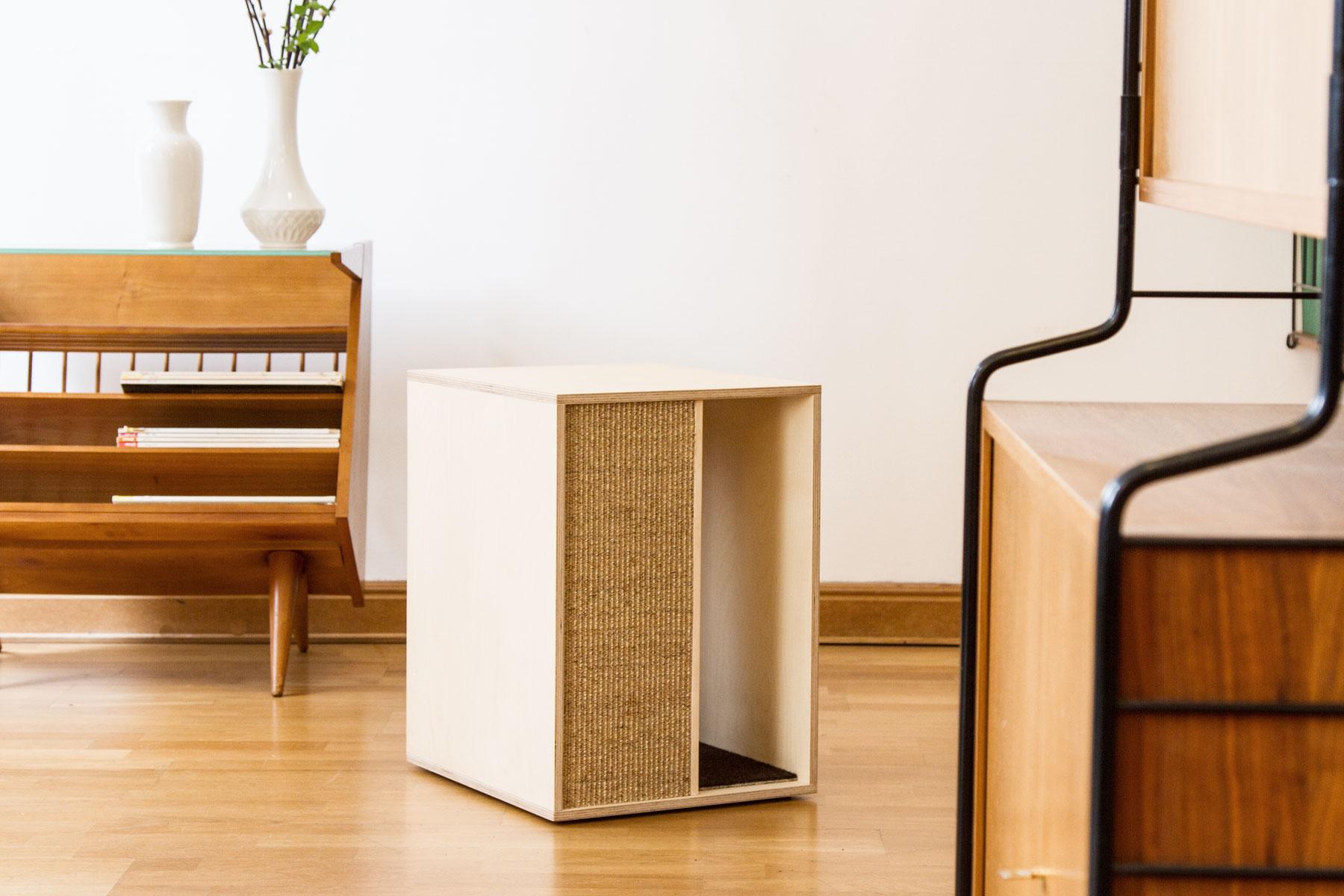 design katzenbaum katzenmbel fr die moderne wohnung cat. Black Bedroom Furniture Sets. Home Design Ideas
