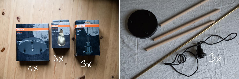 DIY Hängelampe mit OSRAM - www.craftifair.com