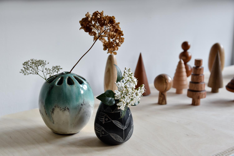 Fleamarket Finds #1 - vases