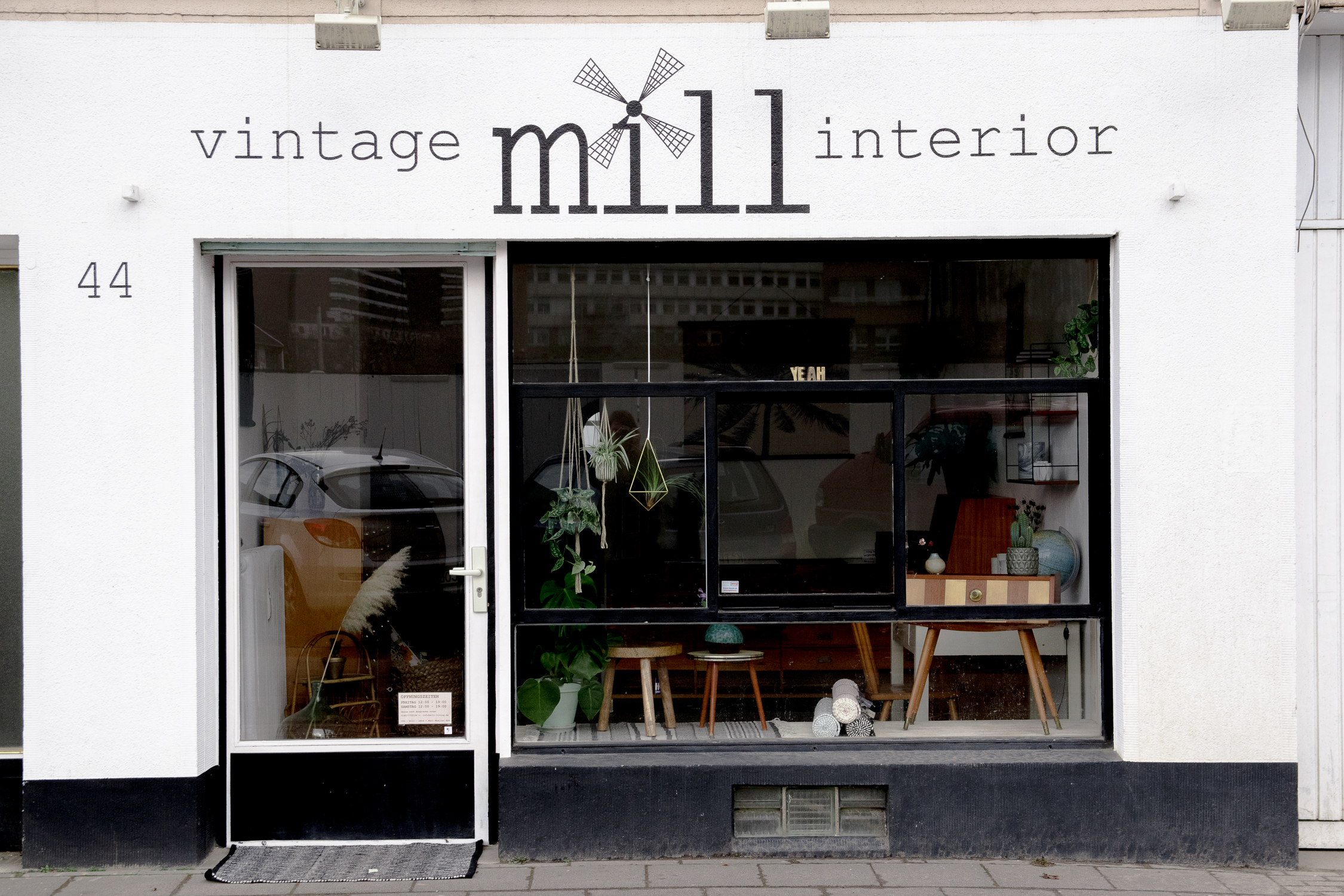 mill - vintage & interior in Köln - www.craftifair.com