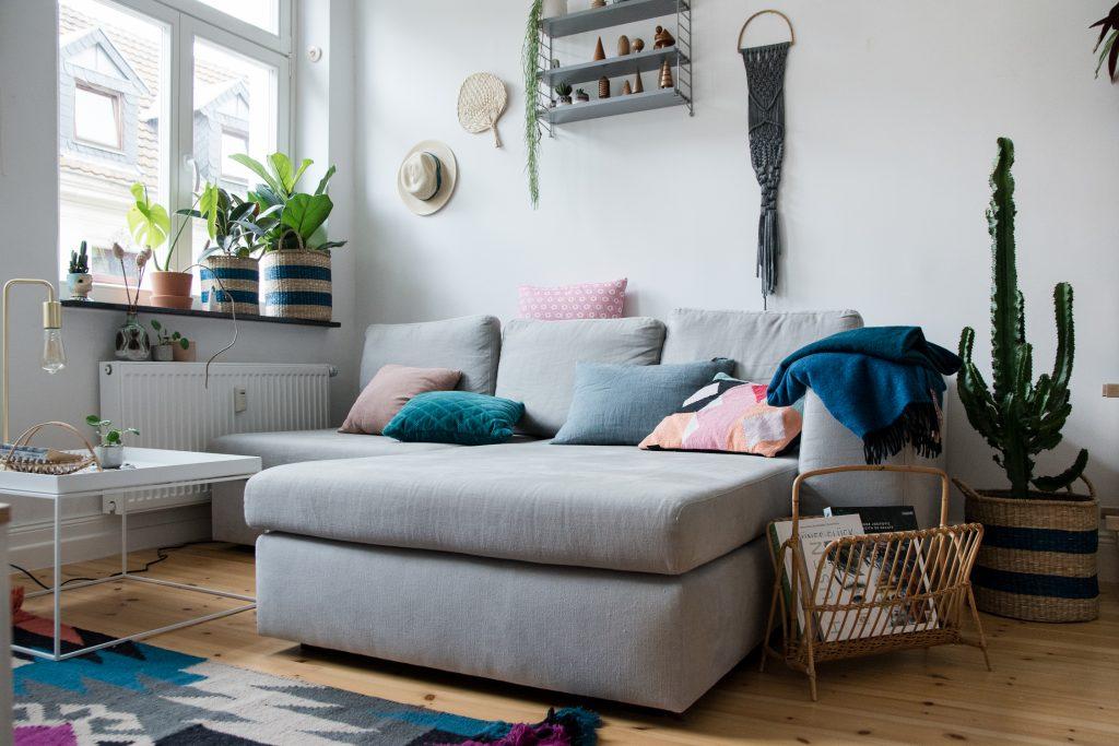 So bringst du den Boho Style in deine Wohnung – 5 Tipps