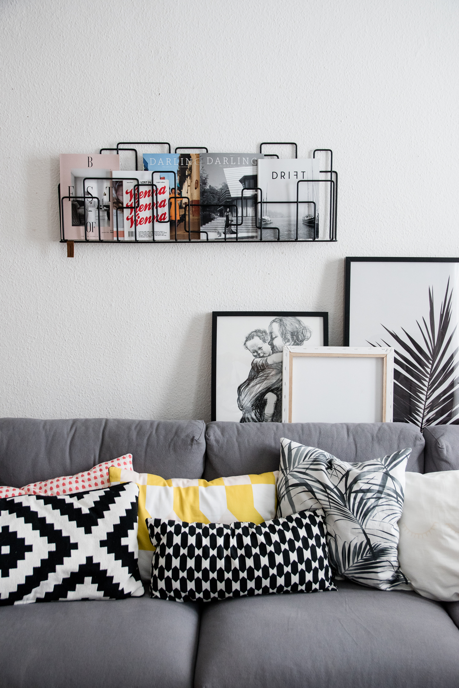 wohnen mit katzen homestory bei claudetta und ihrer katze tiger craftifair. Black Bedroom Furniture Sets. Home Design Ideas