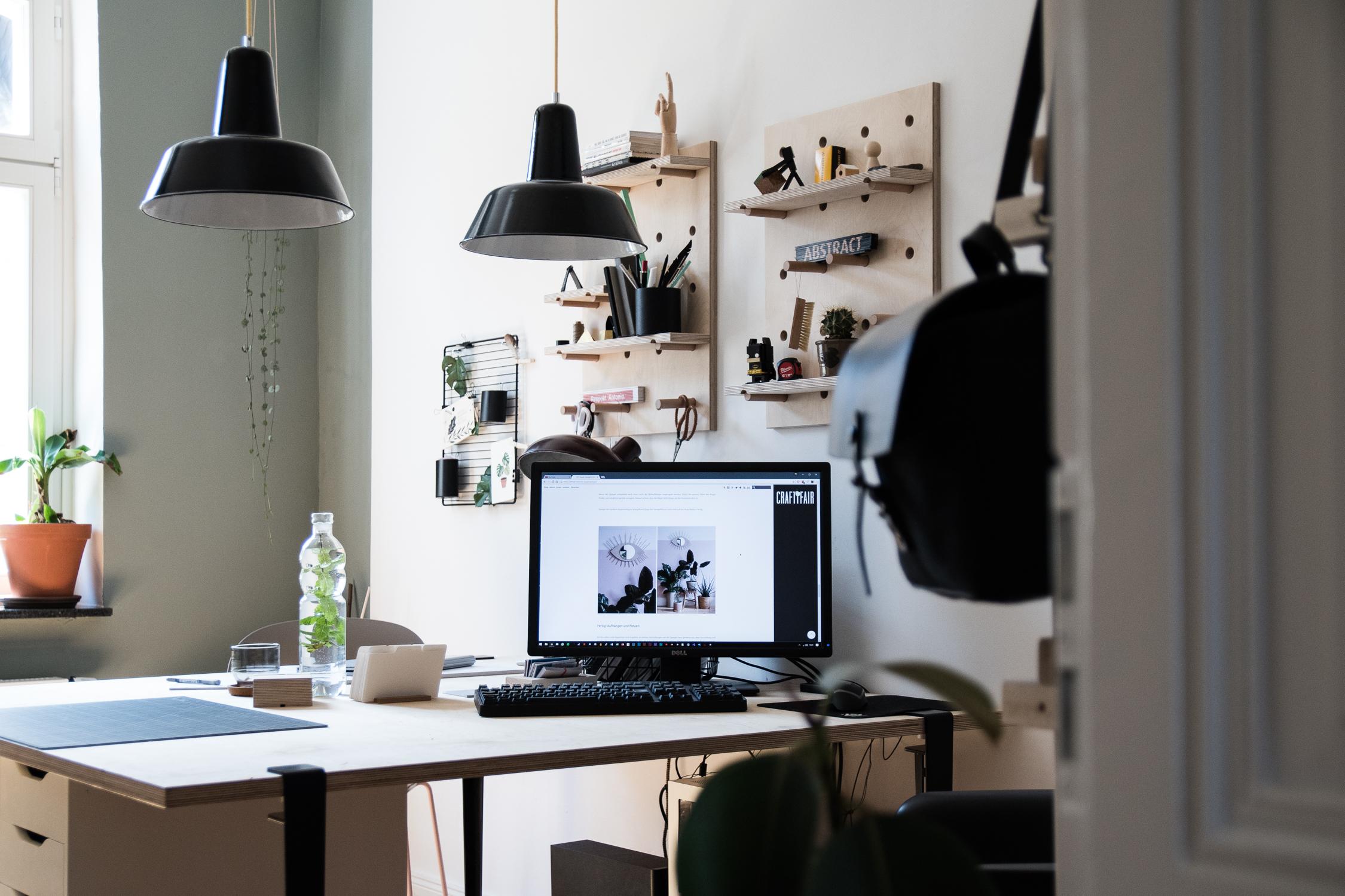 Einrichtungsideen für ein wohnliches Arbeitszimmer