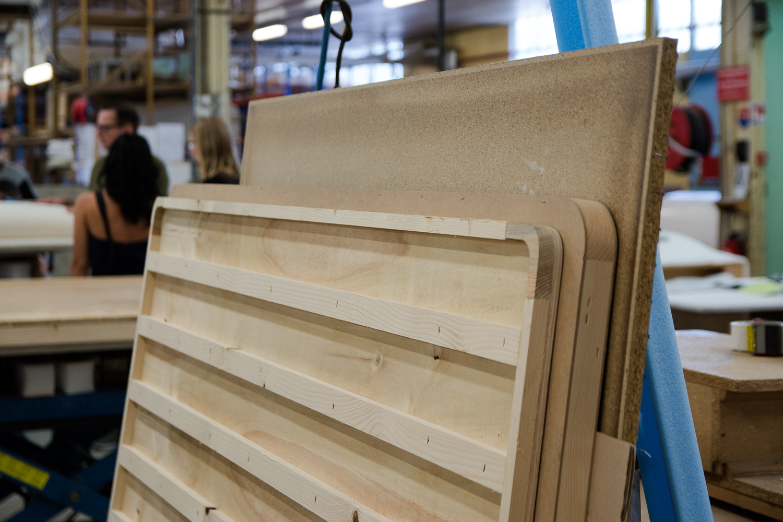 Zu Besuch im Werk von Treca Interiors Paris - www.craftifair.com