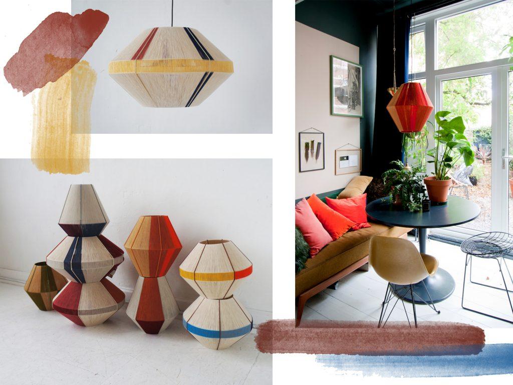 Label Tipp: handgemachte Lichtobjekte von werajane design