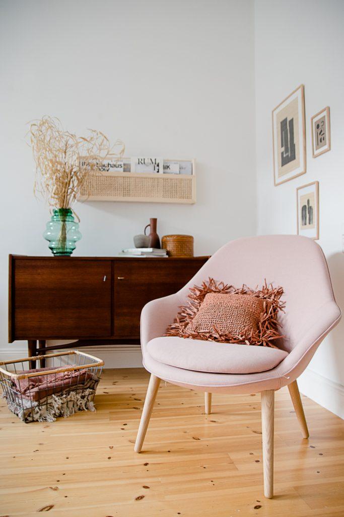 Drei Einrichtungsideen für den Adelaide Sessel von Boconcept