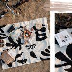 Mit Matisse ins Grüne – die selbstgemachte Picknickdecke