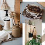 Schönes für den Haushalt – Utensilien zum Putzen und Spülen