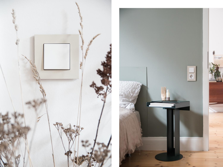 Drang nach Veränderung - Neue schöne Lichtschalter