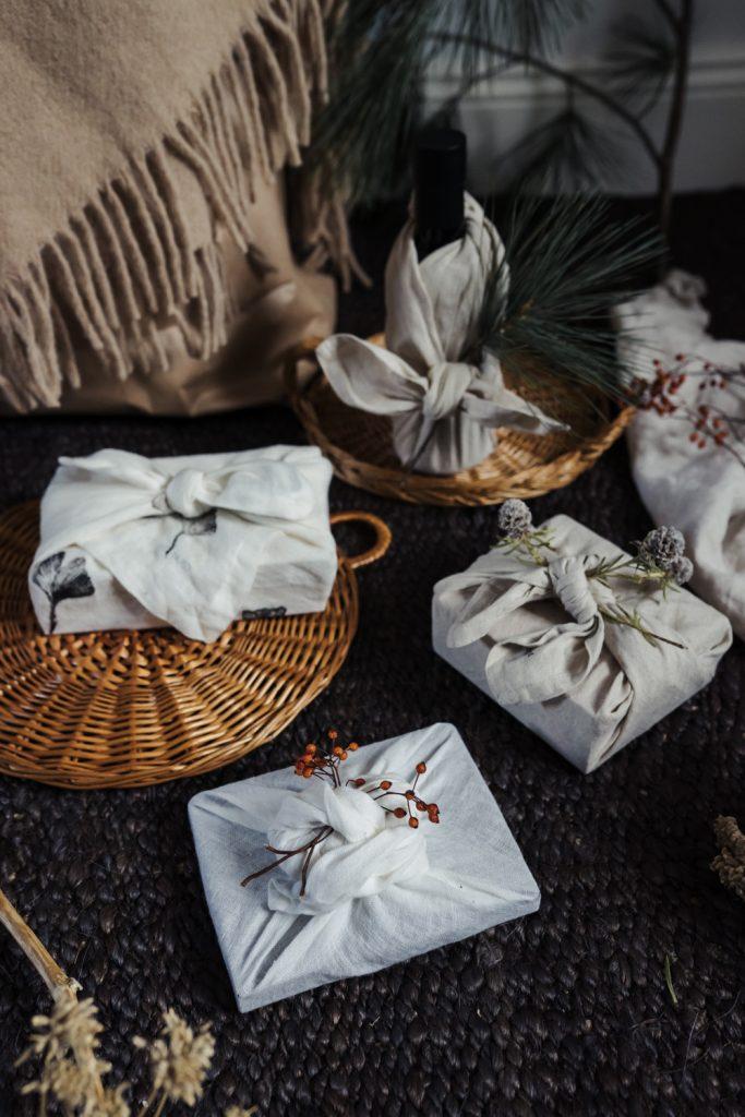 Furoshiki- Geschenke japanisch verpacken