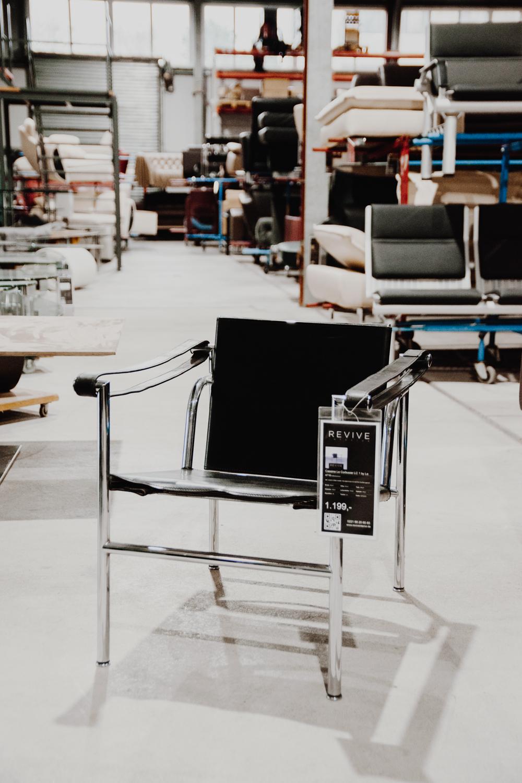 Gebrauchte Designermoebel - Zu Besuch bei Revive Interior in Koeln