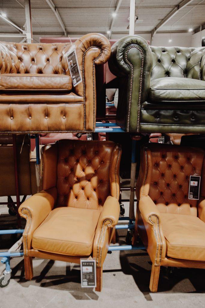 Designermobel Gebraucht Kaufen Zu Besuch Bei Revive Interior In