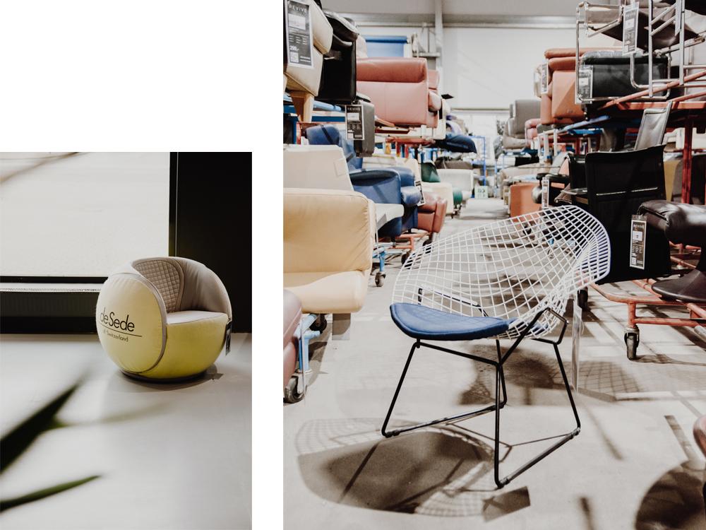 Designermöbel gebraucht kaufen – zu Besuch bei Revive Interior in Köln
