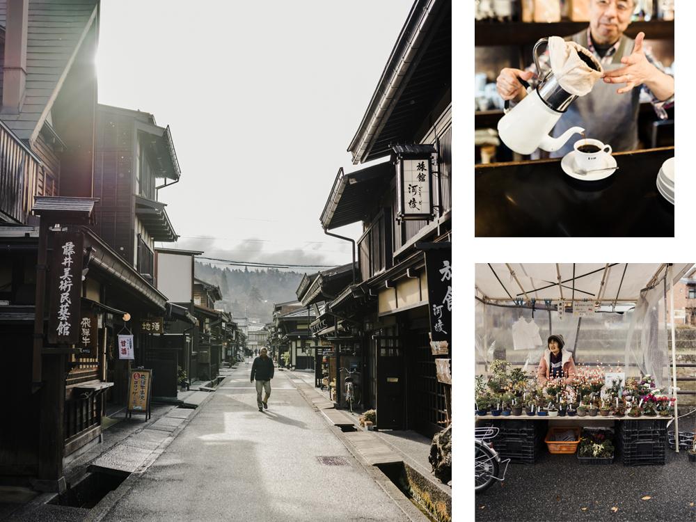 Tipps für Takayama und Hida in Japan - 2 Tage, 2 Städte