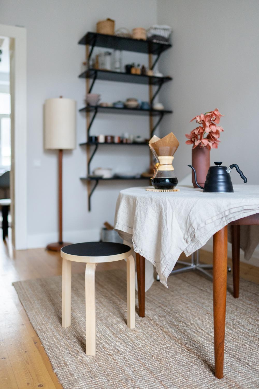 Wohnen mit Klassikern - neue Möbel von Artek