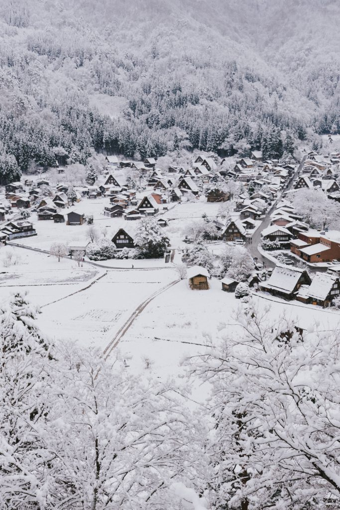 Tipps für die Region Hida in Japan