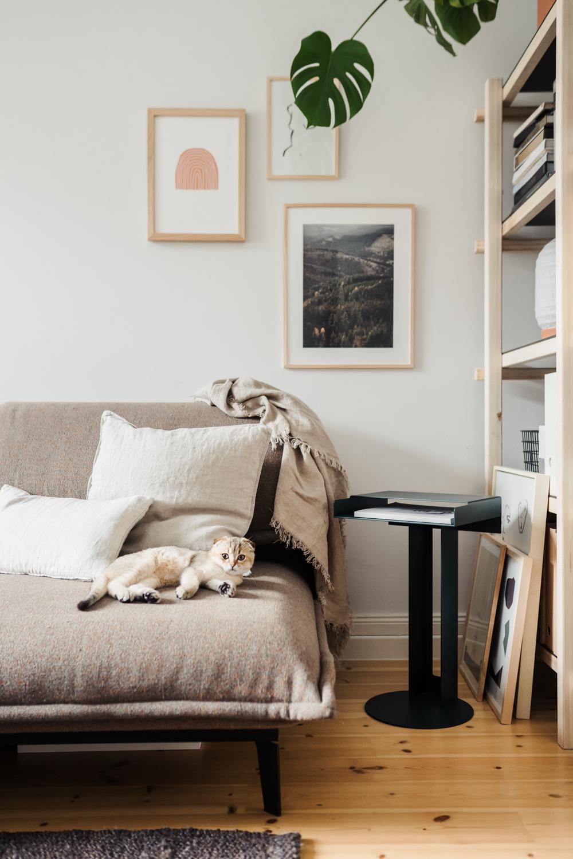Vom Arbeitszimmer zum Multifunktionsraum - das neue Schlafsofa
