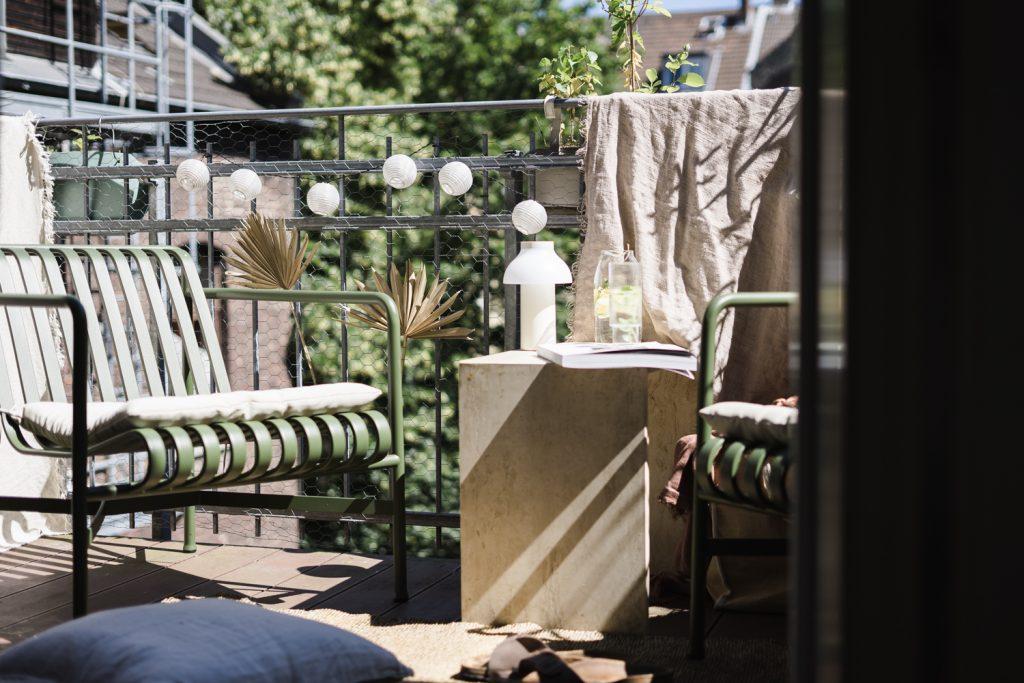Leben auf Balkonien – meine Outdoor Essentials
