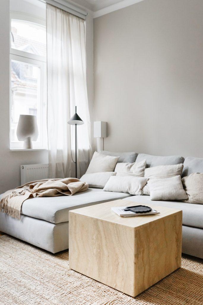 neue wandfarbe im wohnzimmer  veraendert farbe craftifair