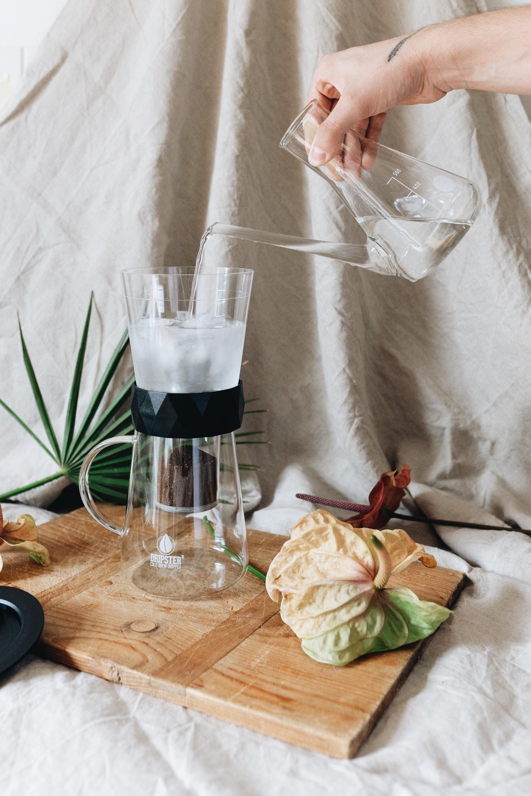 So machst du leckeren Cold Brew Kaffee