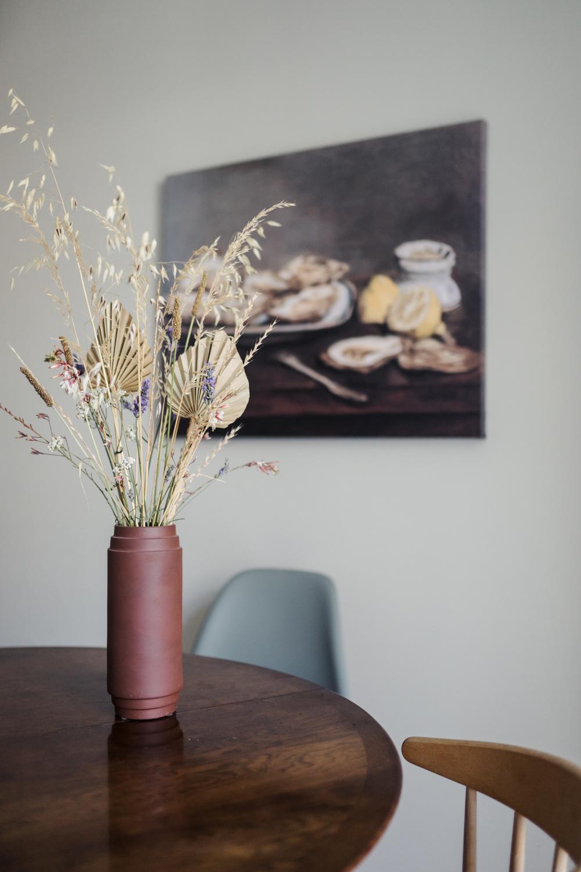 Kunst für die Küche: Edouard Manet - Austern