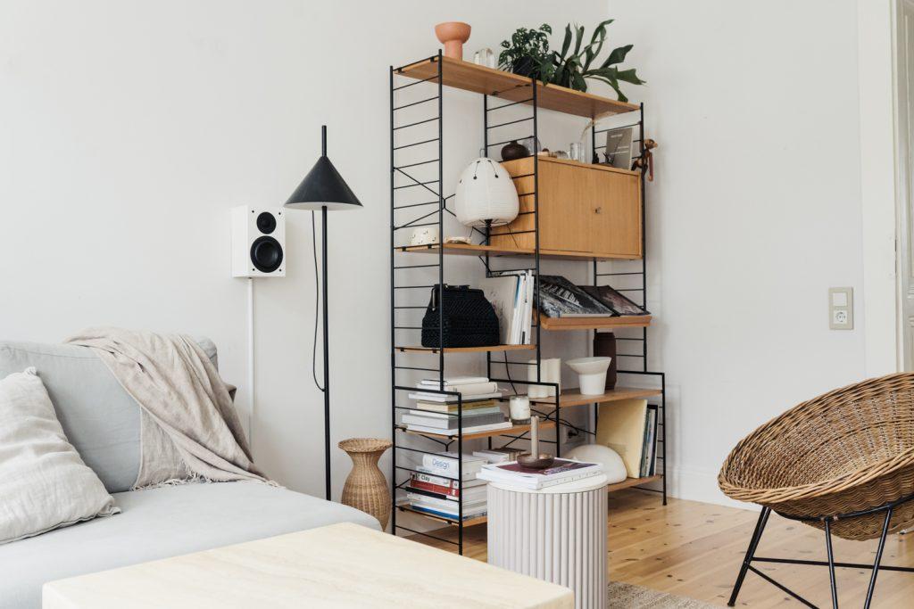 Neue Wandfarbe im Wohnzimmer – so verändert Farbe | craftifair