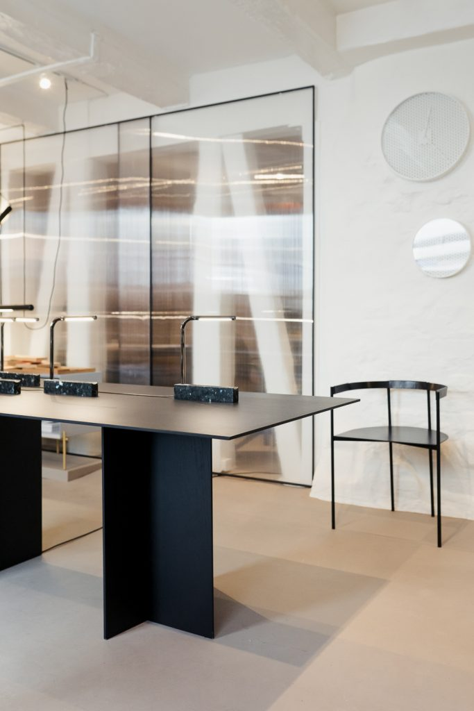 MUNK Collective Kopenhagen Showroom