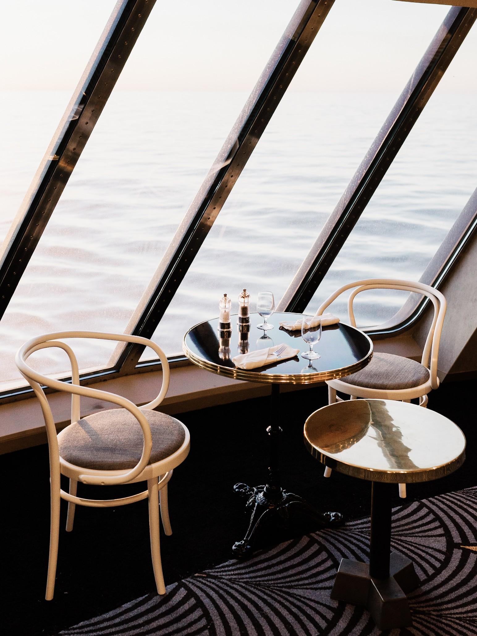 Cafe Lounge Mein Schiff 4 Tui Cruises